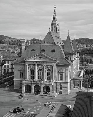 Photograph - Grand Casino Bern by Matt MacMillan