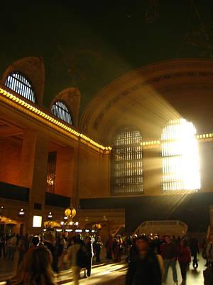 Photograph - Grand Central by Dan Gildor