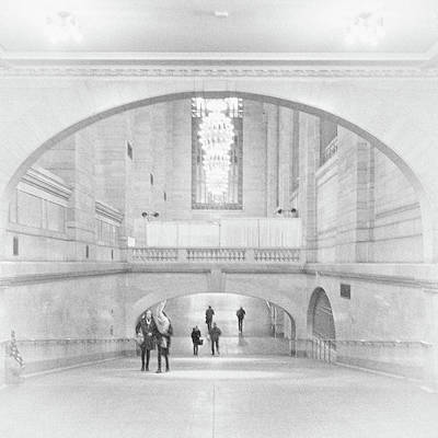 Photograph - Grand Central Station by Lora Lee Chapman