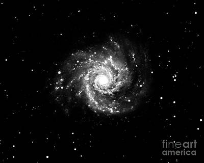 Grand Design Spiral Galaxy, M74, Ngc 628 Art Print by Noao/aura/nsf