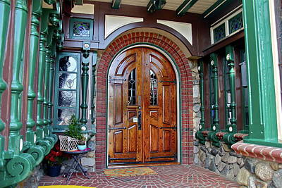 Photograph - Grand Entrance by Denise Mazzocco