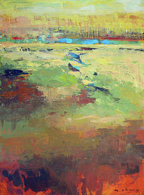 Painting - Grand Expanse 2 by Melody Cleary