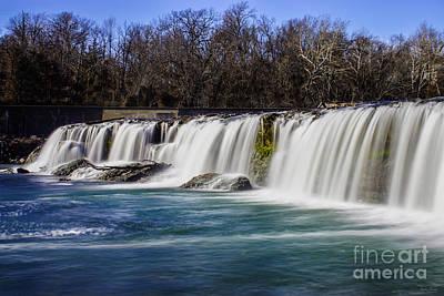 Photograph - Grand Falls In Joplin by Jennifer White