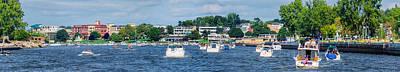 Photograph - Grand Haven Michigan by Jeff S PhotoArt