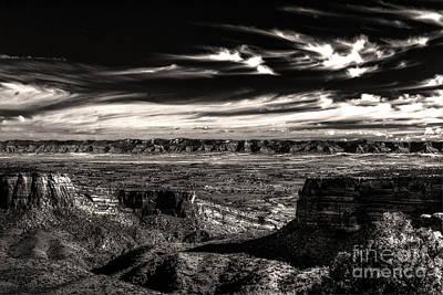 Grand Junction In The Valley Below   Original