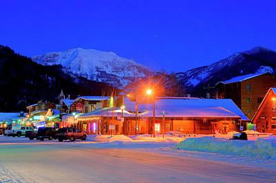Photograph - Grand Lake, Colorado by Gary Lengyel