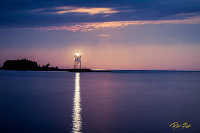Photograph - Grand Marais Beam by Rikk Flohr