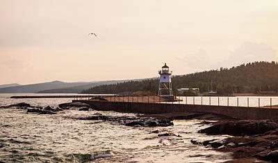 Photograph - Grand Marais Shore by Whitney Leigh Carlson