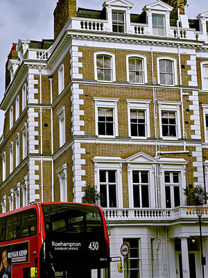 Photograph - Grand Old London by Ira Shander