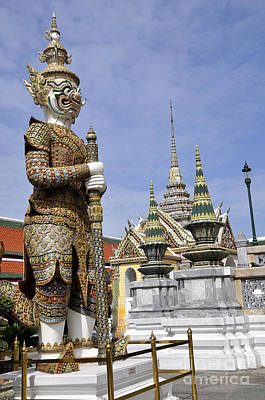 Photograph - Grand Palace 12 by Andrew Dinh