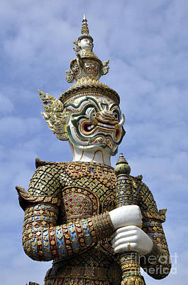 Photograph - Grand Palace 13 by Andrew Dinh