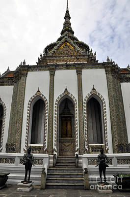 Photograph - Grand Palace 14 by Andrew Dinh