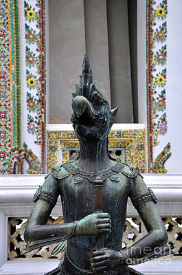 Photograph - Grand Palace 15 by Andrew Dinh