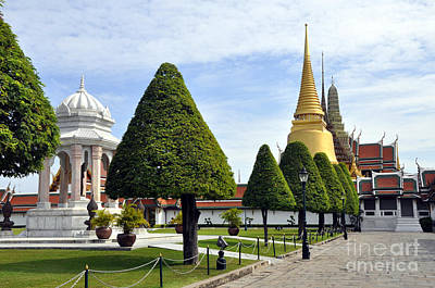Photograph - Grand Palace 2 by Andrew Dinh