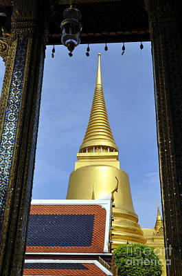 Photograph - Grand Palace 3 by Andrew Dinh