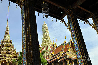 Photograph - Grand Palace 4 by Andrew Dinh