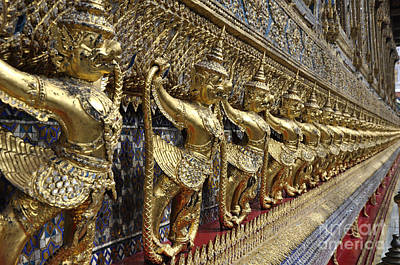 Photograph - Grand Palace 6 by Andrew Dinh
