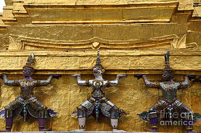 Photograph - Grand Palace 8 by Andrew Dinh