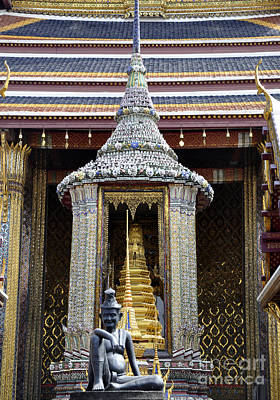 Photograph - Grand Palace 9 by Andrew Dinh