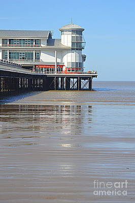 Photograph - Grand Pier by Andy Thompson