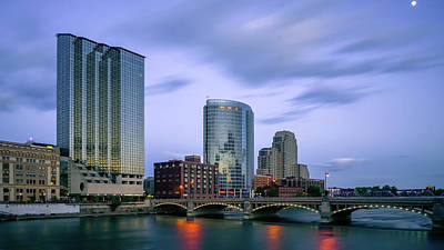 Photograph - Grand Rapids by Ryan Heffron