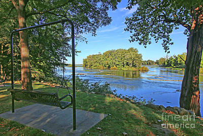 Photograph - Grand Rapids Swing 4247  by Jack Schultz