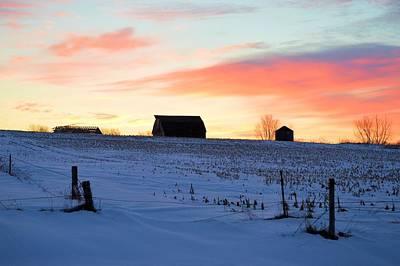 Photograph - Grand Sunrise by Bonfire Photography