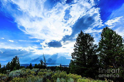 Photograph - Grand Teton National Park by Ben Graham