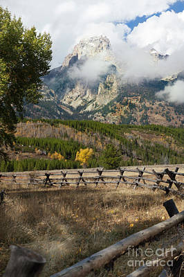 Photograph - Grand Teton National Park, Wyoming by Greg Kopriva