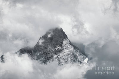 Photograph - Grand Teton  by Sharon Seaward