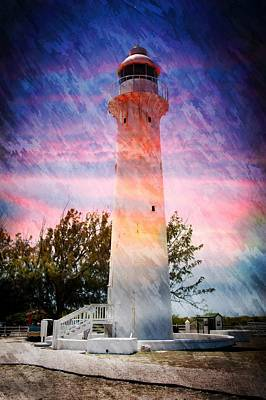 Photograph - Grand Turk Lighthouse by Bill Howard