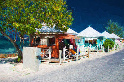 Photograph - Grand Turks Market by Bill Howard