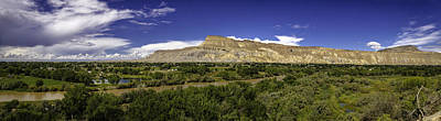 Photograph - Grand Valley Panorama by Teri Virbickis