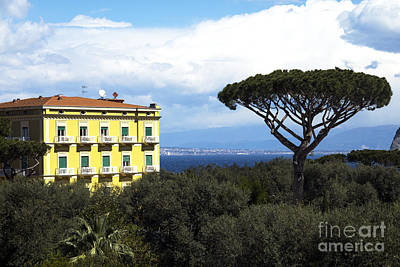 Photograph - Grand View In Sorrento by John Rizzuto