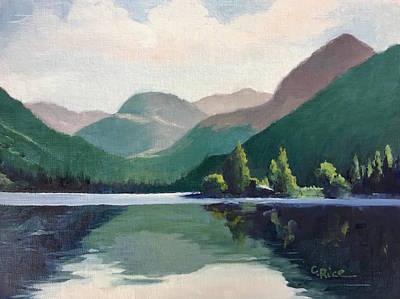 Painting - Grandeur by Chris Rice
