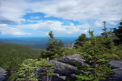Photograph - Grandfather Mountain by Glenn Gemmell