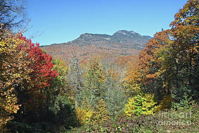 Photograph - Grandfather Mountain by Kevin McCarthy