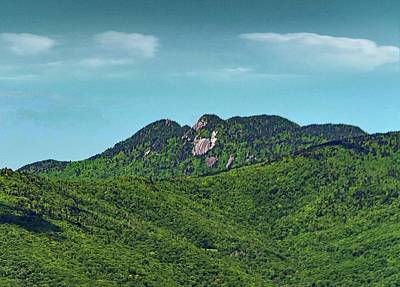 Grandfather Mountain, Nc Art Print by Patricia Brock