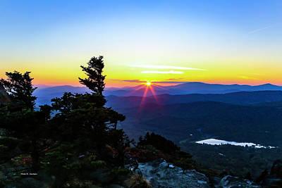Photograph - Grandfather Sundown by Dale R Carlson