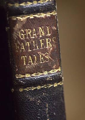 Photograph - Grandfathers Tales by Joseph Skompski