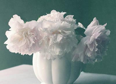 Photograph - Grandma's Flowers by Angela King-Jones