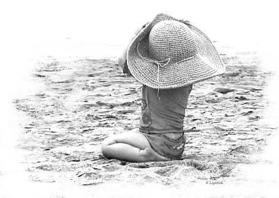 Photograph - Grandma's Hat by Kerri Ligatich