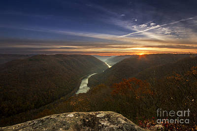 Photograph - Grandview Sunrise by Melissa Petrey