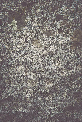 Photograph - Granite Background by Brandon Bourdages
