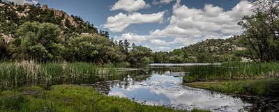 Photograph - Granite Basin 3 by Teresa Wilson