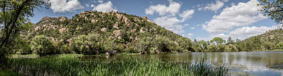 Prescott Photograph - Granite Basin 4 by Teresa Wilson
