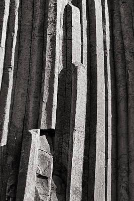 Photograph - Granite Columns by Nicholas Blackwell