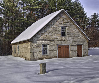 Photograph - Granite House by Gary Shepard