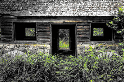 Photograph - Granite House by John Meader