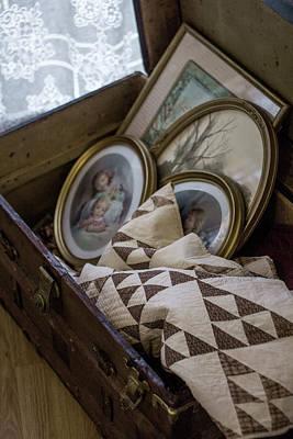 Photograph - Granny's Keepsakes by Eleanor Caputo